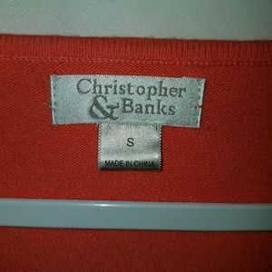 Christopher & Banks Sweaters - Christopher & Banks Cardigan Sweater